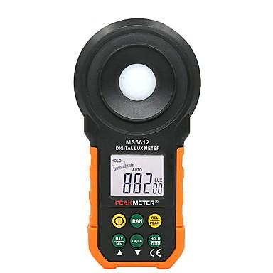 levne Testovací, měřící a kontrolní vybavení-MS6612 Tester baterií 0-200000LUX Měření / pro