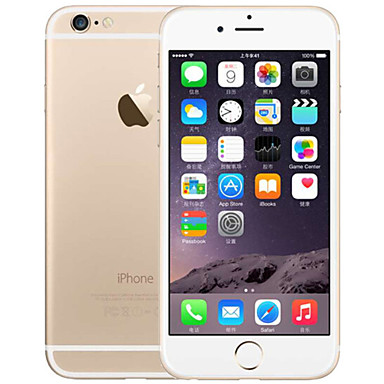 Apple iPhone 6 A1586 4.7 inch 16GB 4G Smartphone - Obnovljen(Zlato / Pink / Siva)