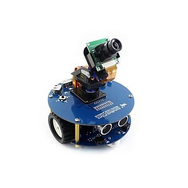levne Elektrické vybavení-waveshare alphabot2-pizero akce pack alphabot2 robot budova kit pro maliny pi nula / nula w (no pi)