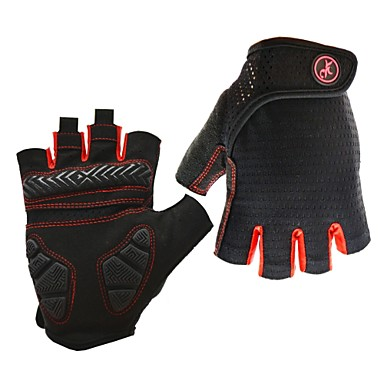 SPACKT Summer Outdoor Gloves Sports MTB Road Bike Cycling  Half Finger Gloves