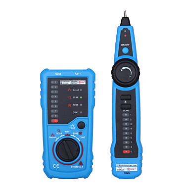 HYELEC MS6816 Multifunction Telephone Network Phone Cable Wire Tracker Line Test