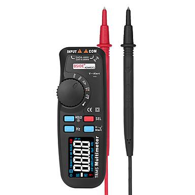 voordelige Test-, meet- & inspectieapparatuur-bside adm92cl true rms digitale multimeter kleurendisplay automatisch bereik 6000 trms-tester met live draadcontrole temp hz ohm diode meter