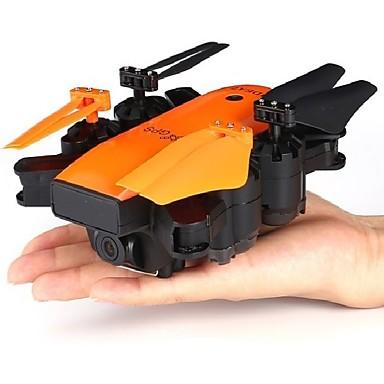رخيصةأون تحكم غن بعد طائرات-RC طيارة IDEA 7 RTF 10.2 CM 6 محور 2.4G / WIFI مع كاميراHD 2.0MP 720P جهاز تحكم حالة دون رأس / GPS لتحديد المواقع / رفرفة جهاز تحكم / 1 USB كابل / شفرات / 0.45X زاوية واسعة