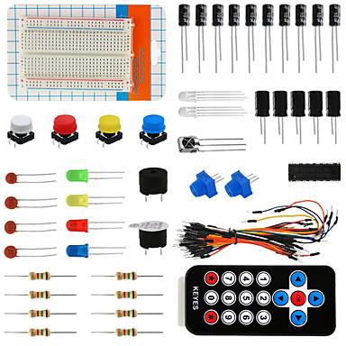 voordelige Elektrische apparatuur & benodigdheden-keyes universele componentenset 503b voor arduino elektronische hobbyisten