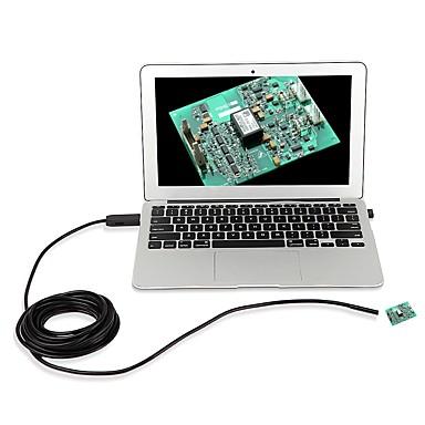 voordelige Microscopen & Endoscopen-dodosee 5.5 mm android mobiele telefoon endoscoop computer hd waterdicht