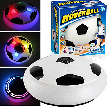 cheap Outdoor Fun & Sports-Toy Football Hover Ball Football LED Light Parent-Child Interaction Kid's Toy Gift