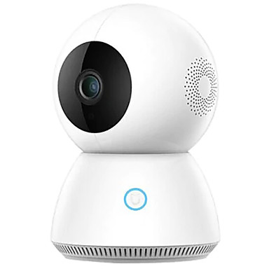 [$69 99] Xiaomi® Mijia Xiaobai Smart IP Camera 360 Angle 1080P Full HD  Night Vision Camcorder WiFi Wireless Camera APP Control Smart Cam