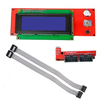 levne 3D části tiskárny a doplňky-3D tiskárna poplatek inteligentní řadič rampy rampy 1.4 2004 ovládání lcd