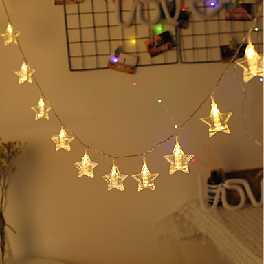 povoljno Svadbeni ukrasi-LED svjetla PVC Vjenčanje Dekoracije Vjenčanje / Zabava / večer Kreativan / Vjenčanje / Vintage Tema Sva doba