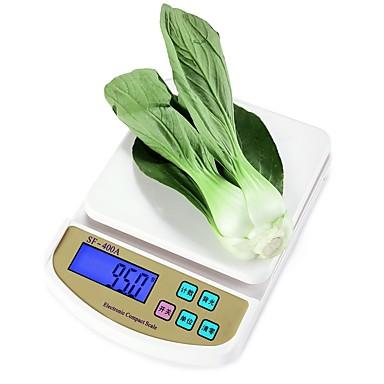 levne Testovací, měřící a kontrolní vybavení-1 pcs Plast Elektronické váhy Měření 0.5g/5kg
