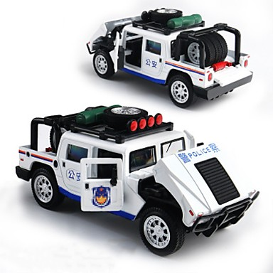 Toy Car Suv Police Cool Plastic Metal Kid S Adults All Toy Gift