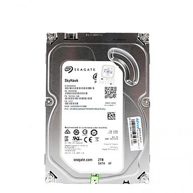 Seagate® tvrdi diskovi st2000vx003,2tb za sigurnosne sustave 14,7 * 10,2 * 2,6 cm 0,1 kg