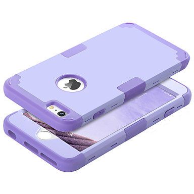 d452976df13 BENTOBEN Funda Para Apple iPhone 6 Plus / iPhone 6s Plus Antigolpes Funda  de Cuerpo Entero Un Color Dura Silicona / ordenador personal para iPhone 6s  Plus ...