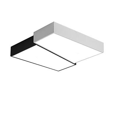 Geometrijski Flush Mount Ambient Light Slikano završi Metal Trobojni 220-240V Zatamnjen daljinskim upravljačem