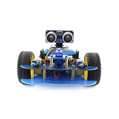 voordelige Elektrische apparatuur & benodigdheden-Raspberry Pi Smart Car Andere Materiaal DC 5V Raspberry Pi / arduino