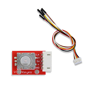 keyes 360-stupanjski rotirajući davač elektronički building block žice za arduino