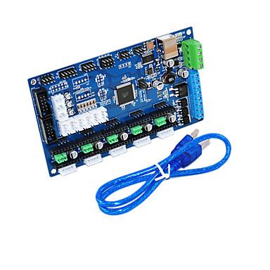 levne 3D části tiskárny a doplňky-klíče 3d ovládací panel tiskárny mks gen v1.2 poslat USB kabel