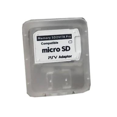 preiswerte PS Vita Zubehör-PSV1000/2000 Aufbewahrungsbox für Karten Für Xbox One Tragbar Aufbewahrungsbox für Karten PVC 1 pcs Einheit