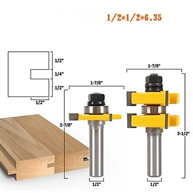 preiswerte Cutter-GUTMAX High-Speed Arbeitsutensilien Fräser Hauptreparatur Holzarbeiten