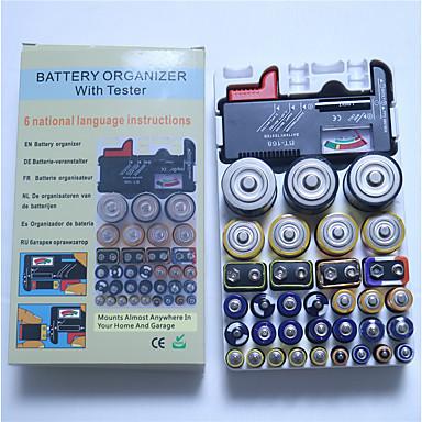 levne Testovací, měřící a kontrolní vybavení-1 pcs Plast Tester baterií Pohodlné / Měření
