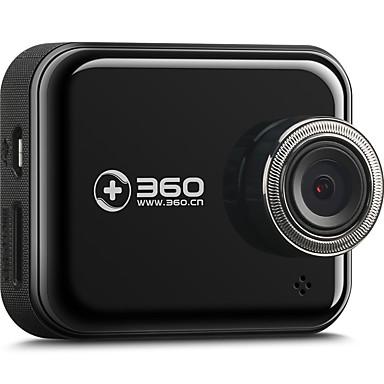 voordelige Automatisch Electronica-360 360J501C 1080p Auto DVR 140 graden Wijde hoek 2 inch(es) TFT LCD-monitor Dash Cam met WIFI / Nacht Zicht / Parkeermodus Autorecorder