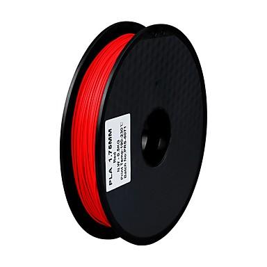 preiswerte Materialien für 3D-Drucker-hongdak 3d printing liefert hochwertige multi color / pla1.75mm, 0.5kg für 3d drucker 3d druckstift