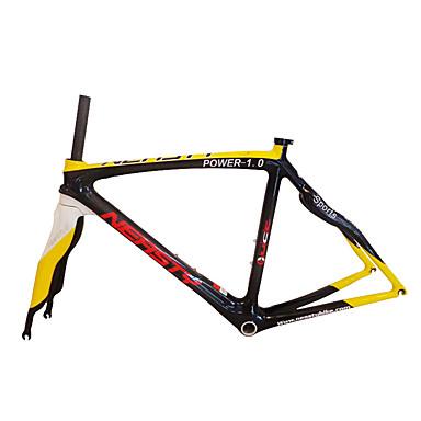 Carbon Fiber Bike Frame >> Road Frame Carbon Fiber Bike Frame 700c N A 3k Cm Inch