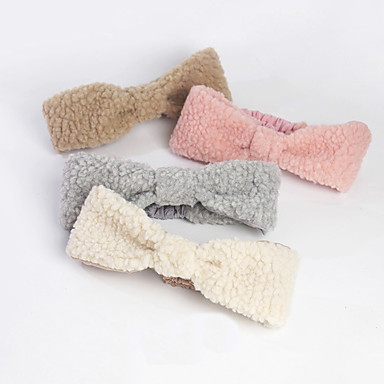 Cotton Fabric Headbands with Pattern / Print 1 Piece Daily Wear Headpiece