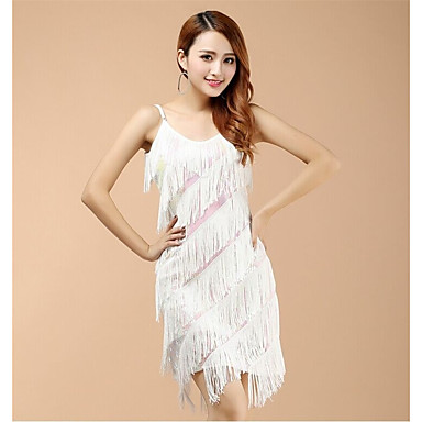 fc08f16d1d5c3 Vintage The Great Gatsby Costume Women's Flapper Dress Blue / Golden /  Fuchsia Vintage Cosplay Party Prom Sleeveless Mini 7033220 2019 – $30.59
