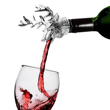1pc Aluminijum Barware Vino Stoppers Vino Pourers Stoppers vina Kreativna kuhinja gadget Vino Pribor za barware