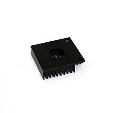 levne 3D části tiskárny a doplňky-Anet 1 pcs 40 * 11 chladič (oxidace) pro 3D tiskárnu