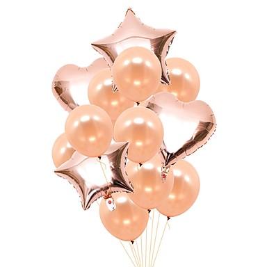 povoljno Svadbeni pir-Baloni Aluminijska folija 1set Zabava / večer