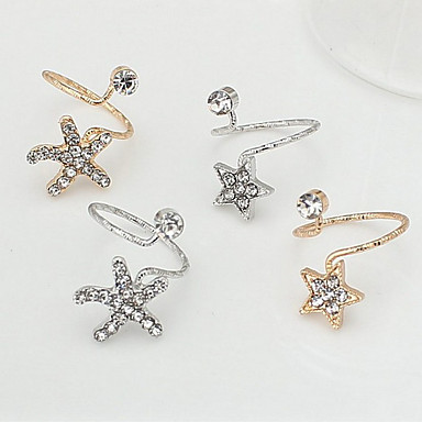 Žene Band Ring 1set Zlato Rose Legura Dnevno Jewelry Klasičan Heart