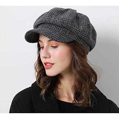 povoljno Party pokrivala za glavu-Pamuk kape s Kapa 1 komad Kauzalni / Dnevni Nosite Glava
