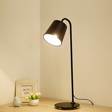 Metallic Contemporary Decorative Cool Table Lamp For Bedroom Study Room Office Metal 220v 7015733 2019 84 54