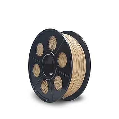 levne 3D tiskárny příslušenství-KCAMEL Filament 3D tiskárny Dřevo 1.75 mm 1 kg pro 3D tiskárnu