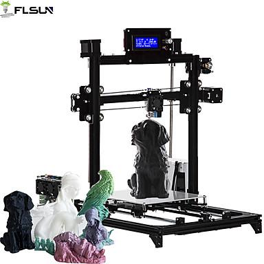 billige 3D-skrivere og tilbehør-FLSUN C1-i3 3D-skriver 200*200*220 0.4 mm Komplett maskin / # / # / # / #
