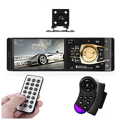 cheap Car DVD Players-4.3 inch 2 DIN Other Bluetooth / Built-in Bluetooth / Volume Control for universal Support / Memory Storage / Sounds / Frequency Conversion / Voice / Remote Control / RC