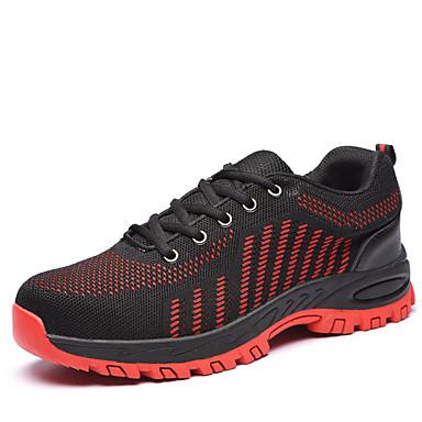 povoljno Zaštita i sigurnost-sigurnosne cipele za obuću za sigurnost na radnom mjestu su otporne na klizanje i otporne su na ulje