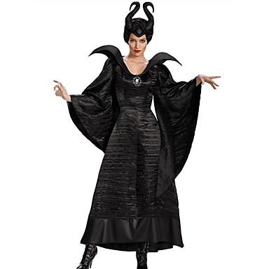 Halloween Sprookjes Kostuum.29 99 Heks Sprookje Cosplay Jurken Cosplay Kostuums Hoeden Feestkostuum Volwassenen Dames Kerstmis Halloween Carnaval Festival Feestdagen
