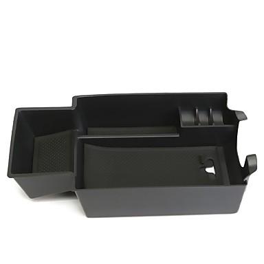levne Doplňky do interiéru-Organizéry do auta Skladovací krabice A Grade ABS plast / PVC Pro Evrensel Všechny roky C třídy / Třída / Třída B