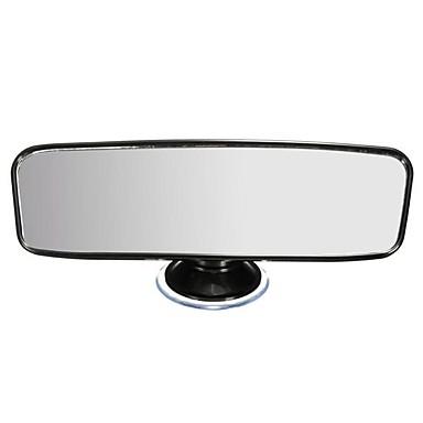 billige Rear View Monitor-universell bilvogn stor flat interiør bakspeilet justerbar suging