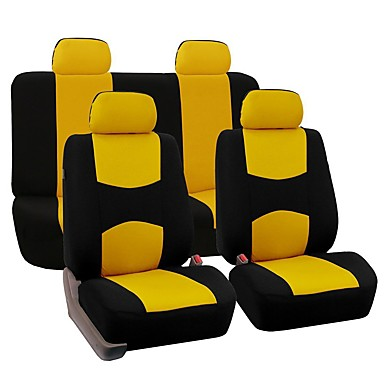 voordelige Auto-interieur accessoires-Auto-stoelhoezen Stoel hoezen Rood / Groen / Blauw Stof Zakelijk / Standaard Voor Universeel Universeel Universeel