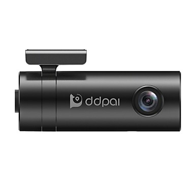 DDPAI Mini 1080p Mini / HD Car DVR 140 Degree Wide Angle 2 MP No Screen(output by APP) Dash Cam with WIFI Car Recorder