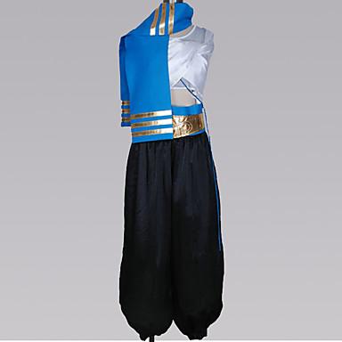 Inspirirana Besplatno! Haruka Nanase Anime Cosplay nošnje Japanski Cosplay Suits Color block / Jednostavan Top / Hlače / More Accessories Za Muškarci / Žene