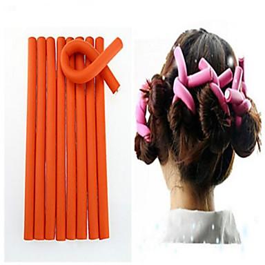 povoljno Ekstenzije za kosu-Alat za kosu / Alati za stiliziranje kose Mješavina Kosa KOVRČA Dekoracije Multi Function 10 pcs Dnevno Moda