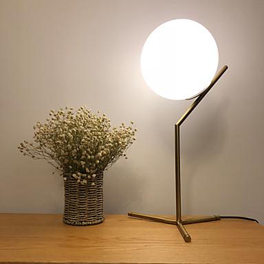 Metalik / Suvremena Ukrasno Stolna lampa / Uredska lampa Za Spavaća soba / Study Room / Office Metal 110-120V / 220-240V