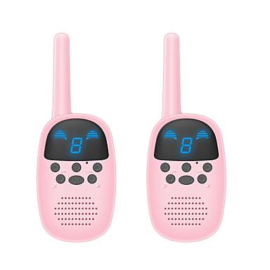 gocom® walkie talkie ručno praćenje / zaključavanje tipkovnice / vremenski mjerač vremena> 10 km 0,5 w dva puta radio modela go-100