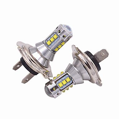 preiswerte Auto Scheinwerfer-2 stücke h1 / h3 / h4 / h7 / h8 / h9 / h10 / h11 auto glühbirnen 50 watt hohe leistung led 5000 lm scheinwerfer für universal alle modelle alle jahre
