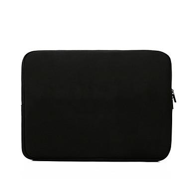 preiswerte Laptoptaschen-Polyester Laptop Tasche Reißverschluss Grau / Fuchsia / Himmelblau
